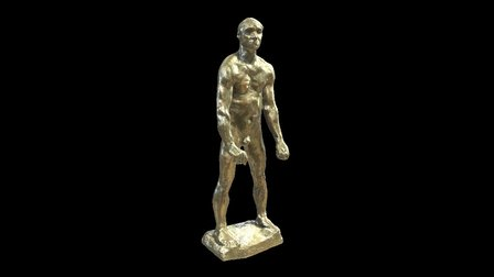 Sculpture 03 3D Model