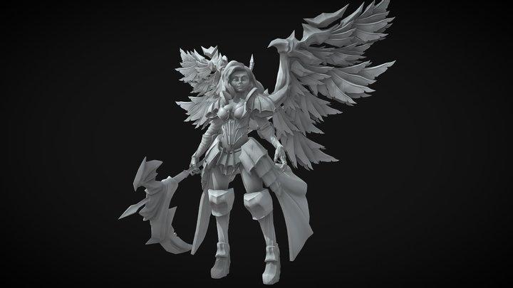 Dark angle 3D Model