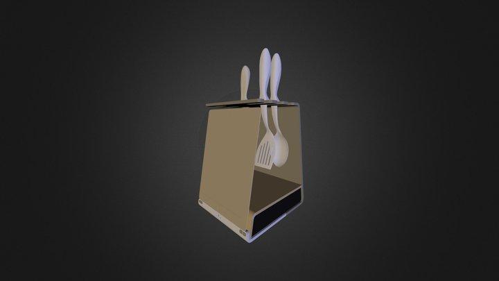 Metu 3D Model