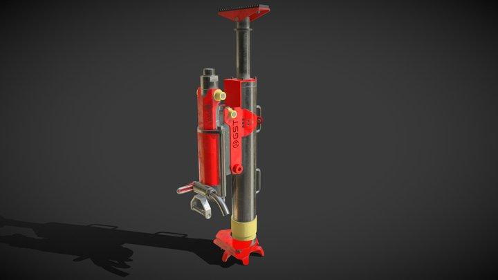 Vibes100 3D Model