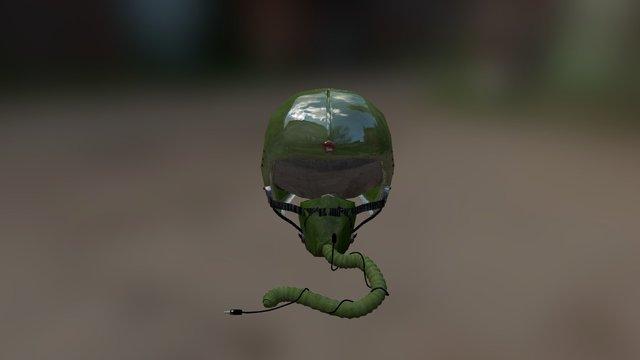 GAP helmet/mask 3D Model