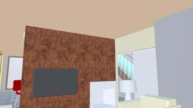 Comp House3 V2017b189 3D Model