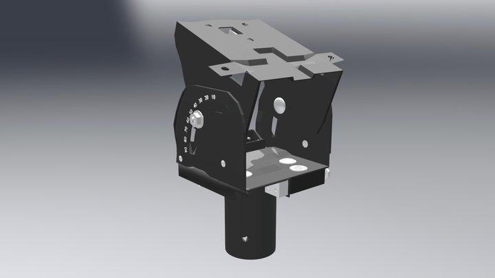 AZEL 3D Model