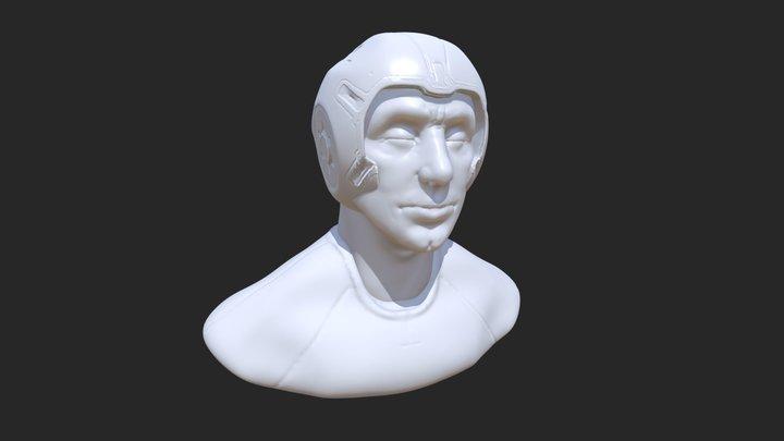 SculptGL - Online sculpting tool 3D Model