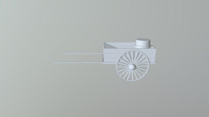 Carroça 3D Model