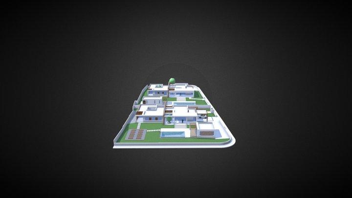 CASAS SANCHEZ V20 3D Model