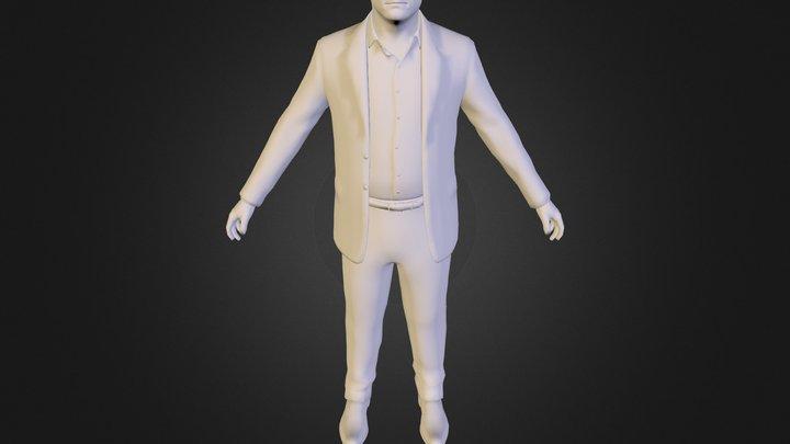 michael_fullbody 3D Model