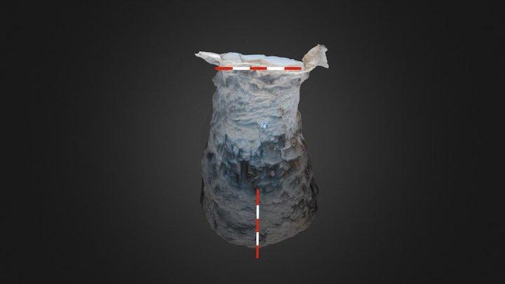 Estructura almacenamiento - Storage structure 3D Model