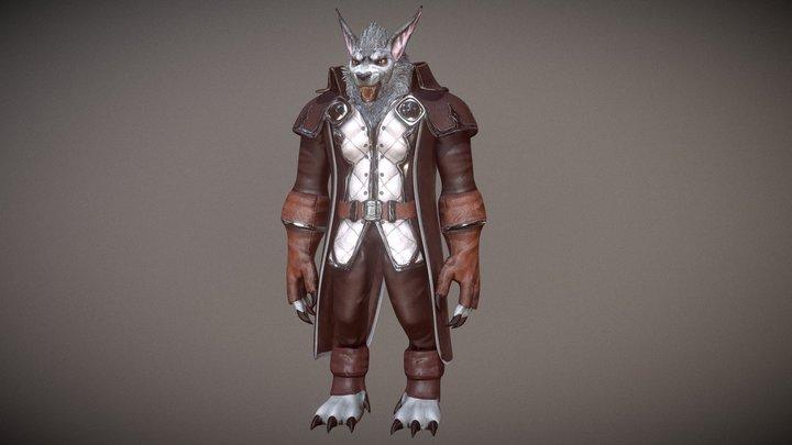 World of Warcraft- Gen Graymane 3D Model