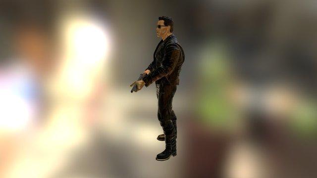 Terminator 3D Model