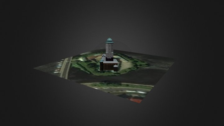 Viborg 1 3D Model