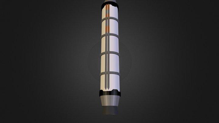 GX-1 3D Model
