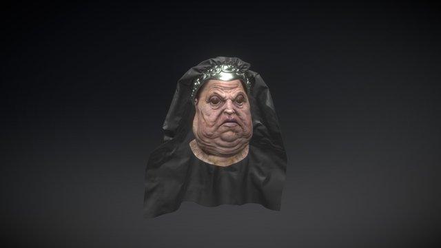 Abigal 3D Model