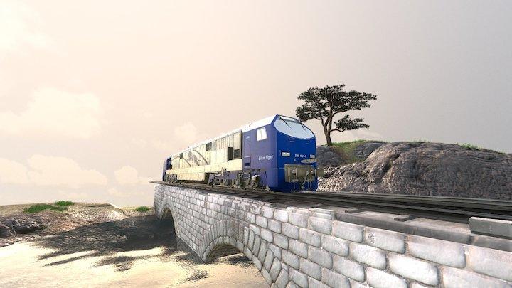 RN_Diorama 3D Model