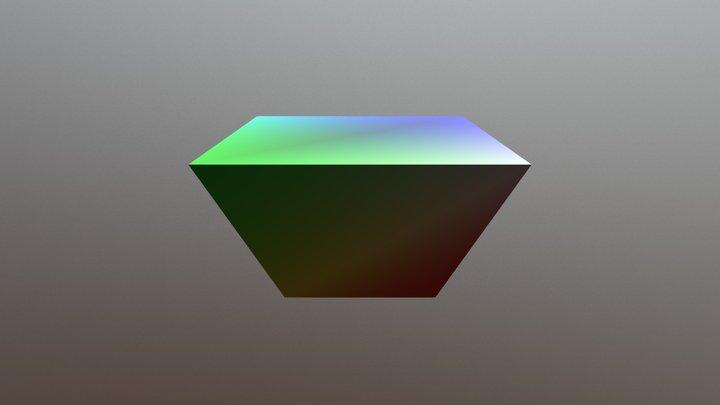 Color Animation 3D Model