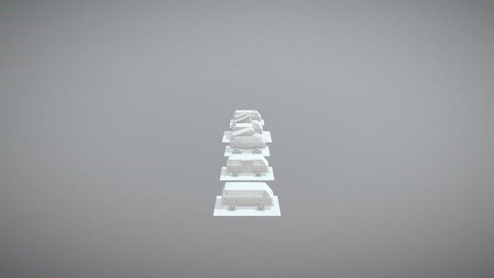 (XYZ_DP4)HW4_Secondary Forms 3D Model