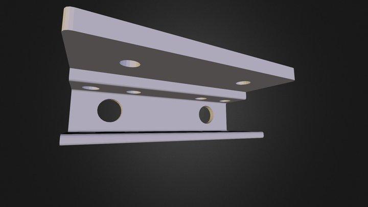 Y_MOUNT_PLATE 3D Model