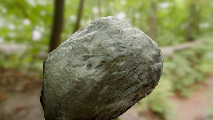Rock (Agisoft Photoscan) 3D Model