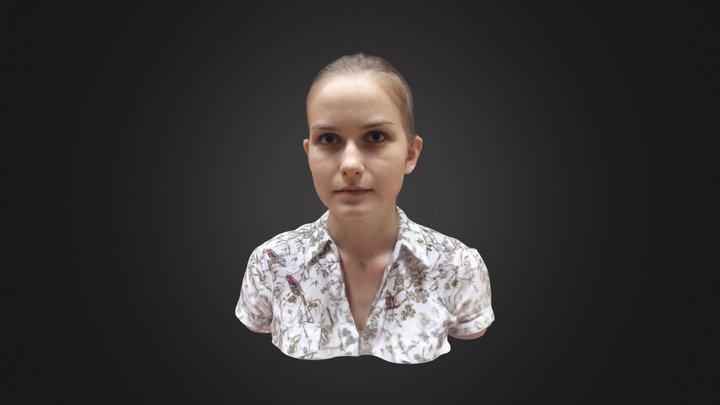 Tanya 3D Model