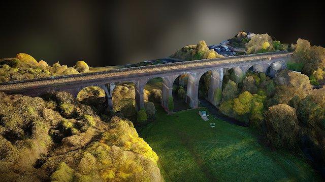 Stourbridge Viaduct 3D Model