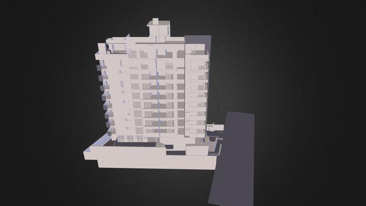 projeto_3ds 3D Model