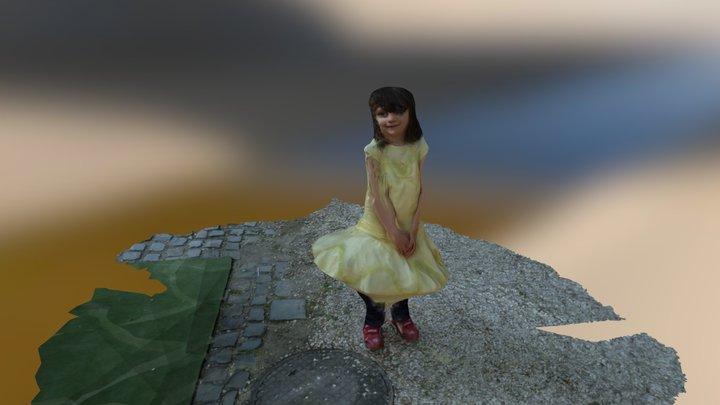 Petrohai Anita 3D Model