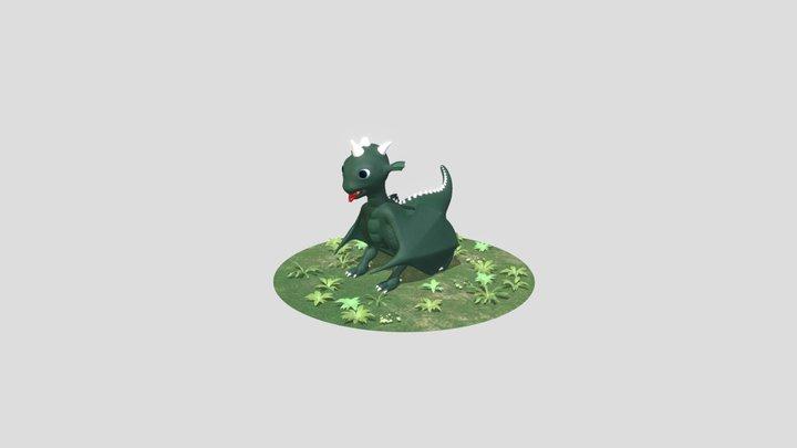 Draffy 3D Model