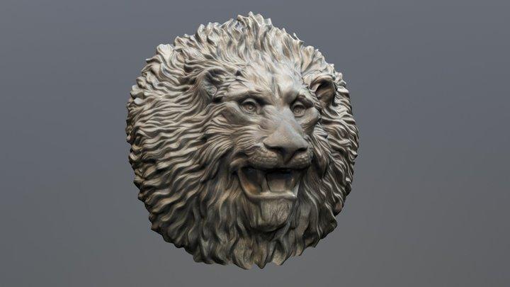 León Fuente Granada 3D Model