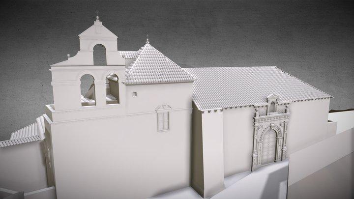 Iglesia de San Lorenzo, Úbeda 3D Model