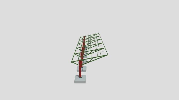 20-007-MET-R00-EST3 3D Model