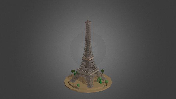 Tower (Asset) 3D Model