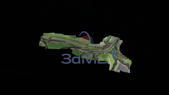 Crofton Beam Engines 3D Model