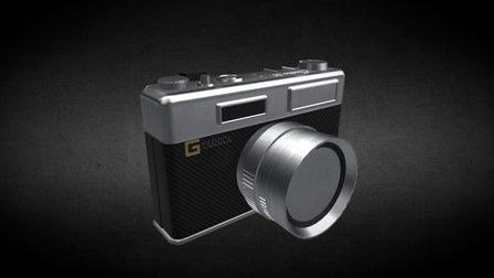Camera Final 3D Model