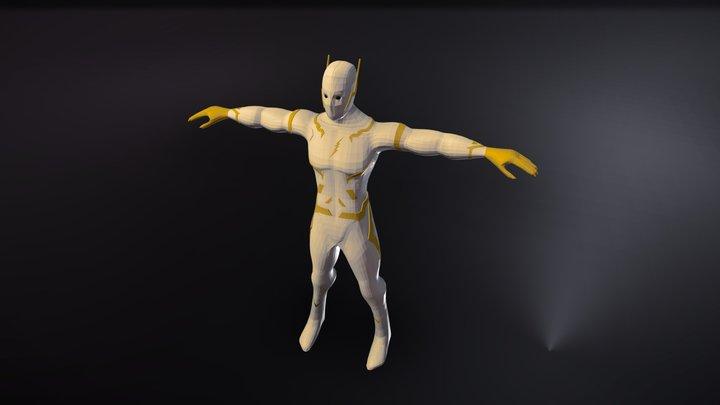 Godspeed 3D Model