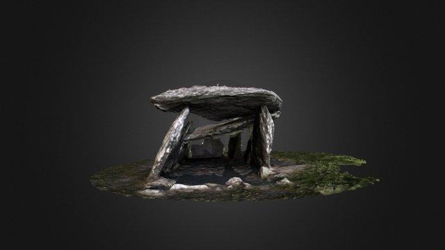 Mizen head - Co. Cork - Alter Wedge Tomb 3D Model