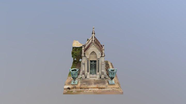 Oakland Cemetery - Marsh 3D Model