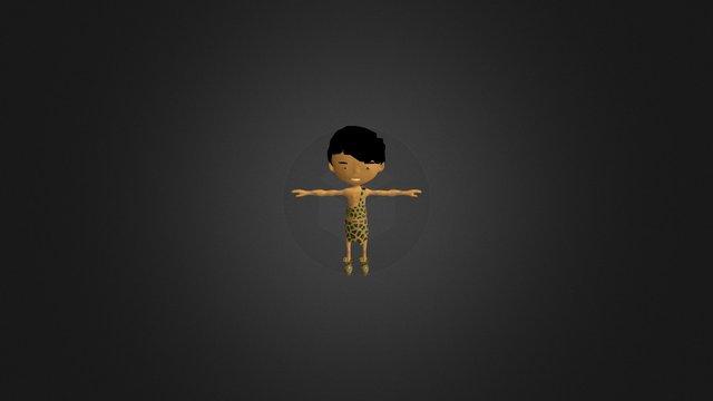 Tikiman Mb 3D Model