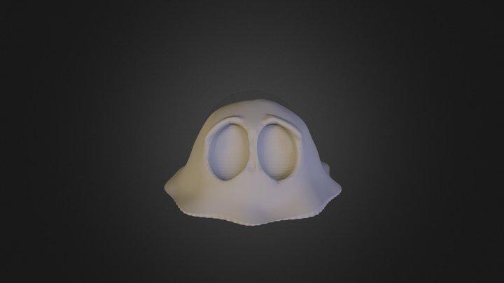 Slime Mesh 3D Model