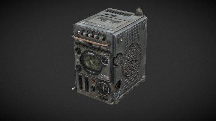 Sony FX310-UW 3D Model
