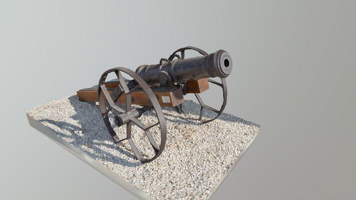 Canon Scan 3D Model