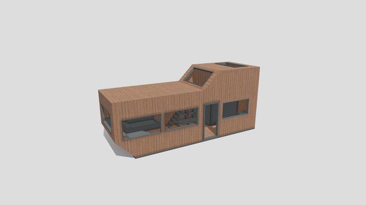 Tiny-house 3D Model