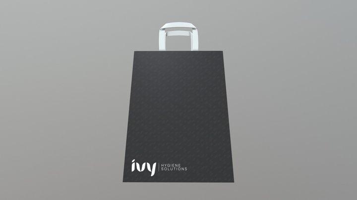 IVY Shopping Bag 3D Model