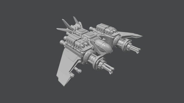 Kit2 Anim Set 3D Model