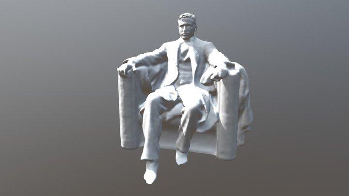 Lincoln Dan 3D Model