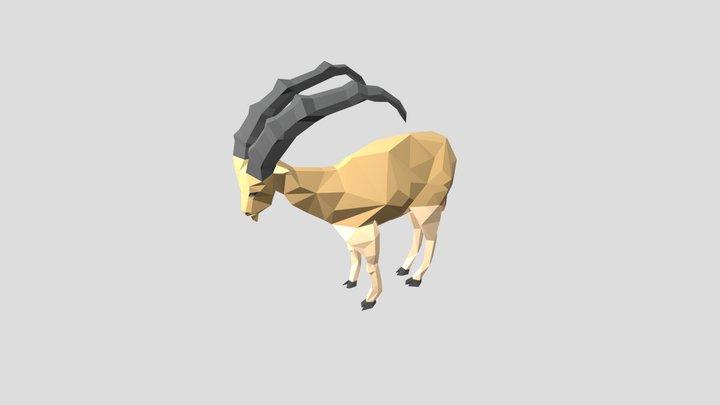 Ibex 3D Model