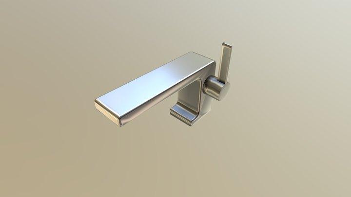 Kraan Lowpoly ml AO 3D Model