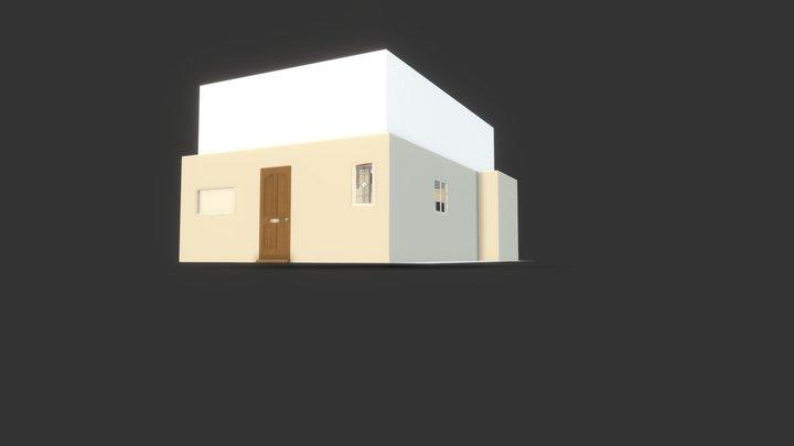 CABIN-interior 3D Model