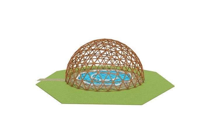 termes de Llivia 3D Model