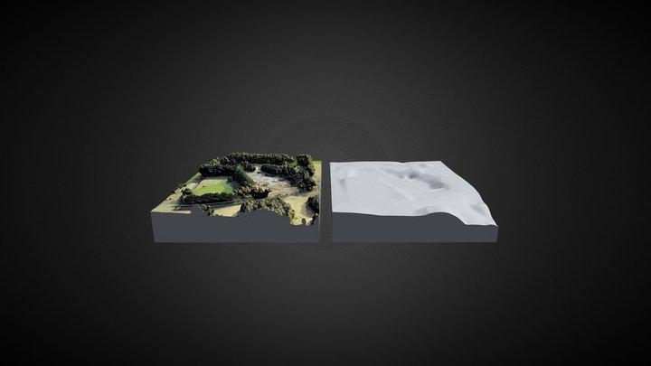 The Quarry 3D Model