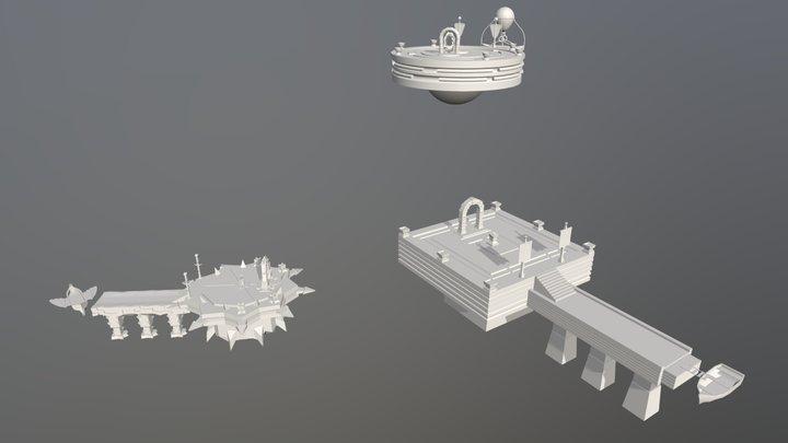 [XYZ_School] HW3-Silhouette 3D Model